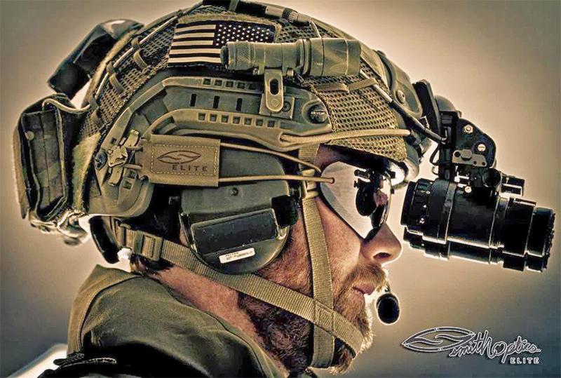 Gafas protección balística