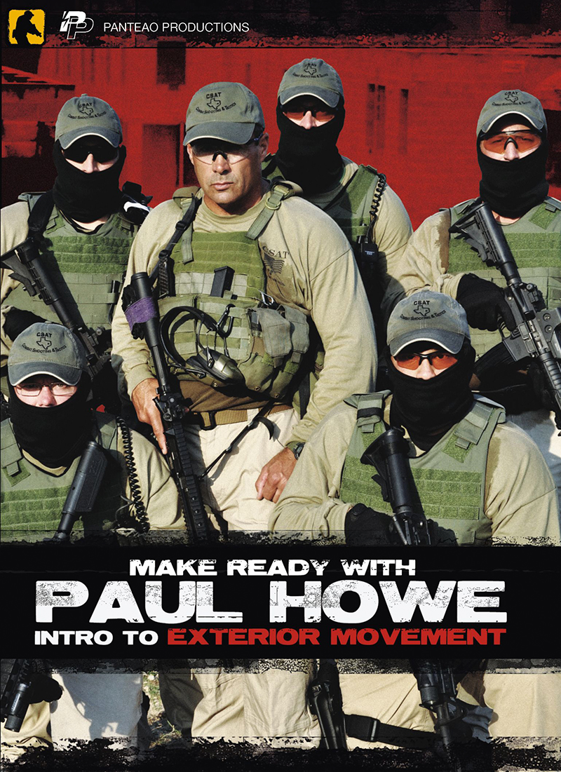 Instructor Paul Howe