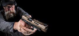 Half and Half Pistol Drill