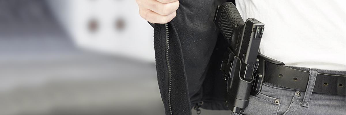 Covert Pistol Skills Drill