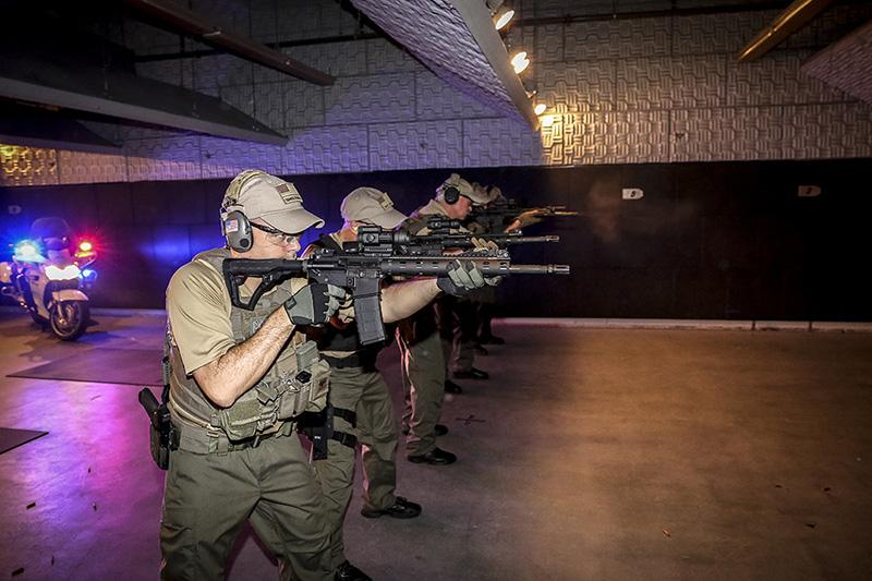 NTOA Patrol Rifle Qualification
