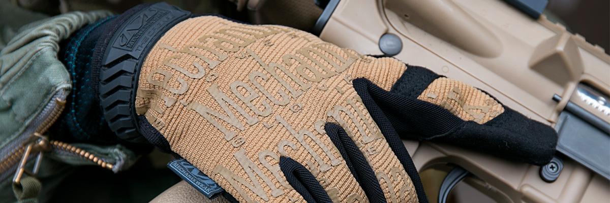 guantes ligeros Mechanix