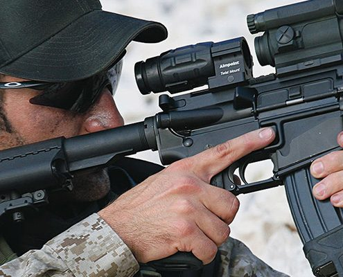 Aimpoint Comp M4