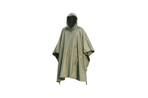 Poncho impermeable caza y militares