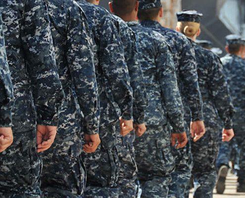 Navy Qualification Drills