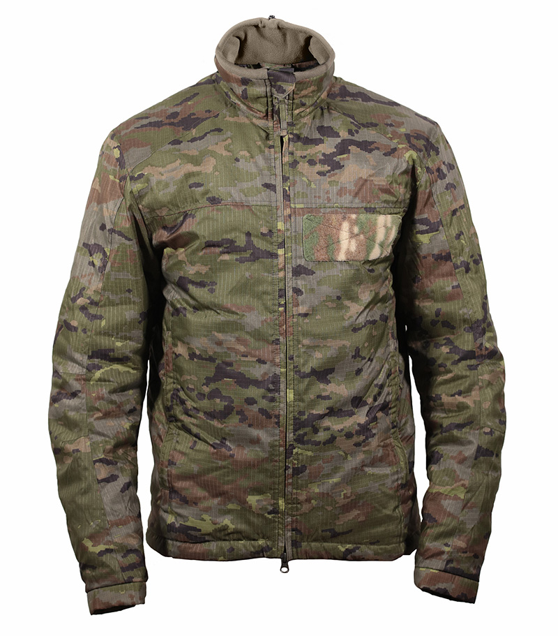 chaqueta boscoso pixelado Carinthia LIG 3.0