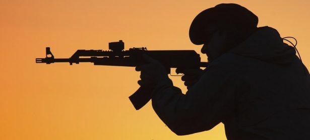 Posturas de tiro de combate