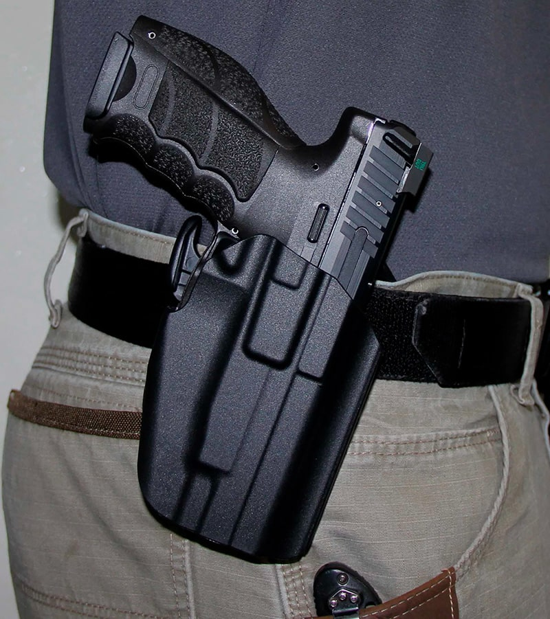 Funda pistola porte oculto