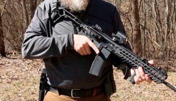 Carbine Agregate Drill