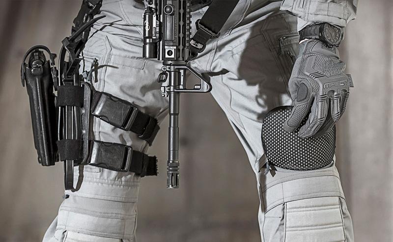 Protección militar y policial