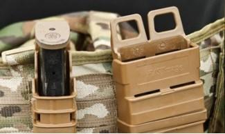 Portacargadores para arma corta y arma larga