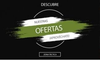 Ofertas en equipamiento táctico | Zona Táctica