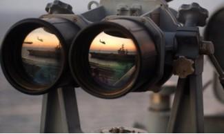 Óptica militar. Prismáticos, telémetros, telescopios