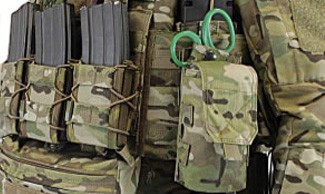 MOLLE y bolsillos - equipamiento táctico | ZT