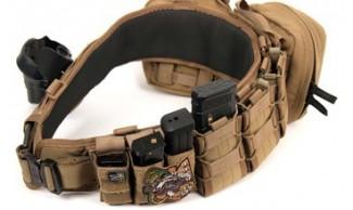 Cinturones de servicios y tácticos | Zona Táctica