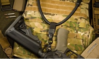 Equipamiento militar y policial. Equipamiento para la práctica de tiro, caza, airsoft...