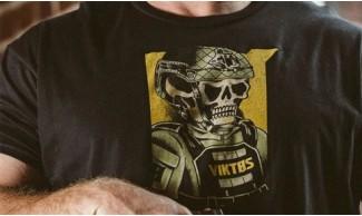 Camisas y camisetas para militares, policías y civiles| ZT