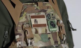 Parches para militares, fuerzas de seguridad y aficionados | Zona Táctica