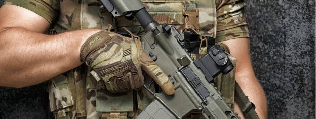 Mechanix M-Pack Multicam
